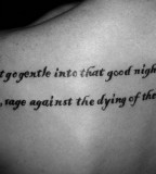 Famous Love Quotes Tattoos To Inspire You