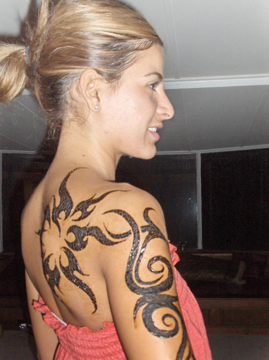 Awesome Tribal Tattoos Shoulder For Girls Tattoomagz Tattoo