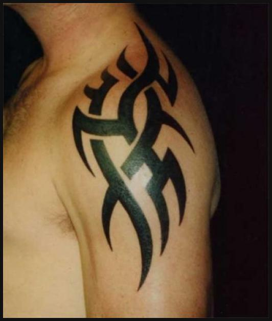 Shoulder Tattoo – All Tattoos For Men On Arm