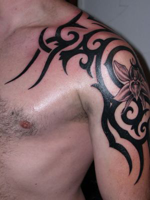Tribal Tattoo Ideas Designs Pictures Images – Shoulder Tattoos