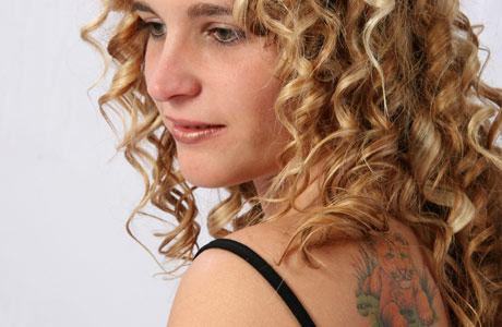 Lion Tattoos for Woman