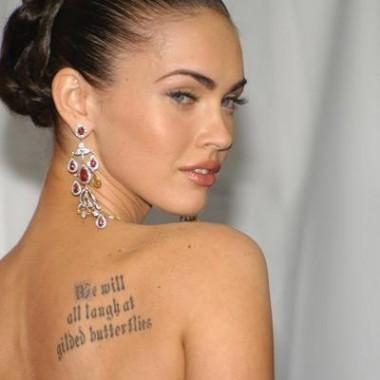 Text Tattoo Designs For Women