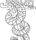 Tattoo Art Sword Snake Skull Basic Drawing