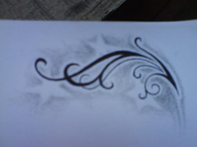 Tribal Flower Tattoo Ideas for Wrist