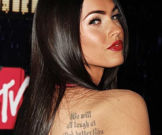 Quotes Tattoo Design Ideas