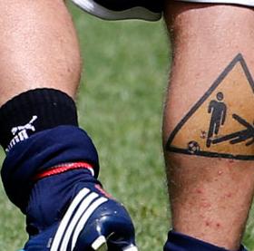 soccer tattot