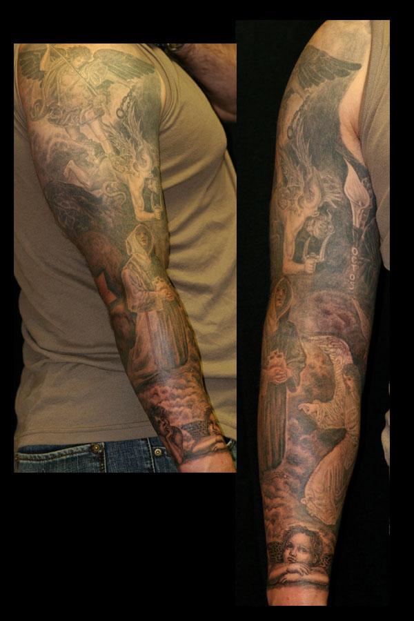 Mystic Art Sleeves Tattoo Tattoomagz Tattoo Designs Ink