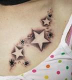 Star Tattoo Designs Tattoo Girl