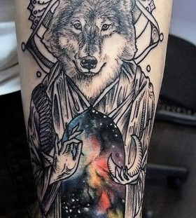 surreal-wolf-tattoos