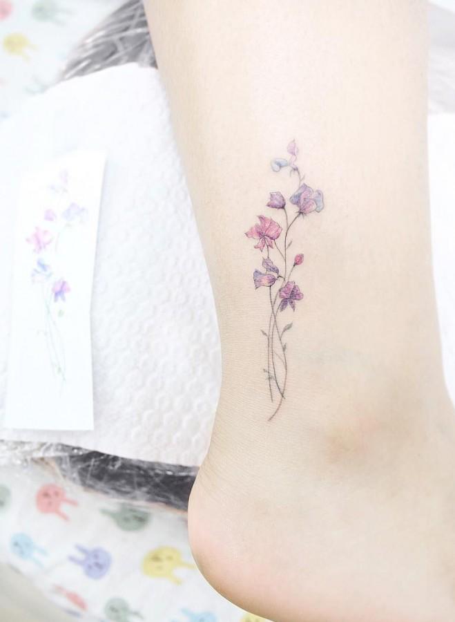sweet-pea-tattoo-by-tattooist_banul