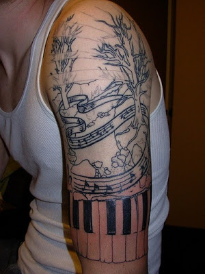 Creative and Cool Arm Tattoos For Men