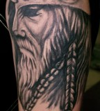Outstanding Viking Tatoos For Men Picture
