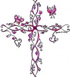 Beautiful Cross Tattoo Design Ideas