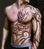 Beautiful Styles Tribal Tattoo Designs Symbolism