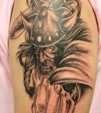 Dashing Viking Tattoos For Men