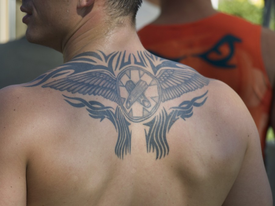 Wing Tattoos For Men Pictures