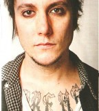 Synyster Gates Chest Tattoo