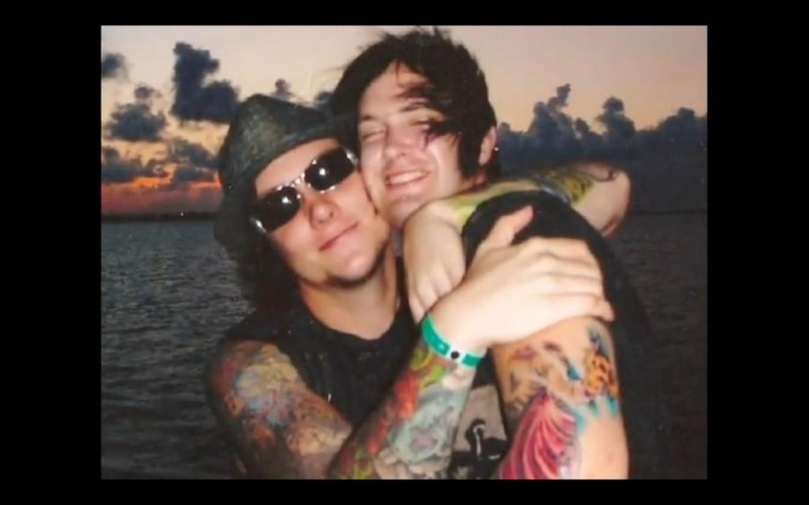 Synyster Gates And Zacky Vengeance Handfull Tattoos