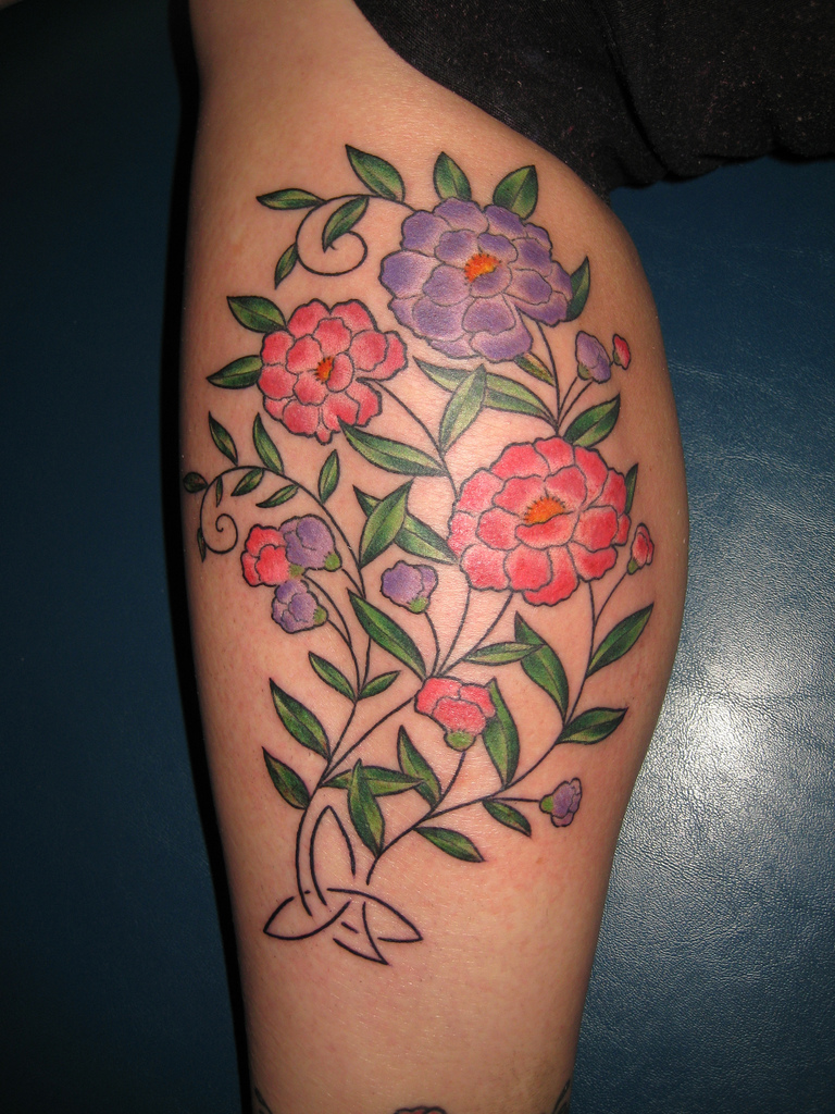 Flower Tattoos Tattoo Designs And Ideas For Men