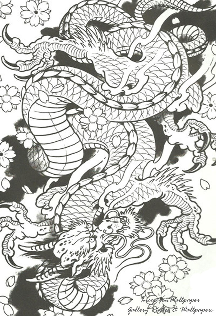 Chinese Dragon Tattoo Ideas For Men