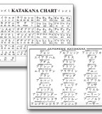 Japanese Katana Kanji Lucky Names Words for Tattoo Design