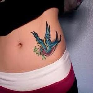 Stunning Bird Tattoo Designs for Girl