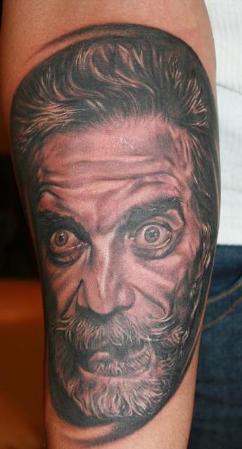 Done On Salim At San Francisco Tattoo Expo