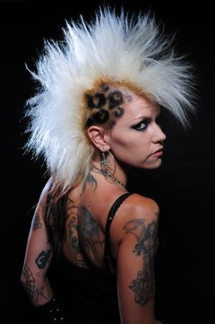 Alice McMunn Tattoo Design