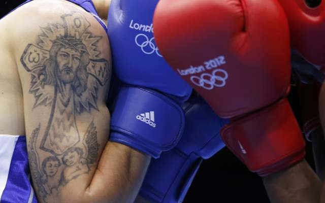 Coolest Tattoo Games for Olympic Men