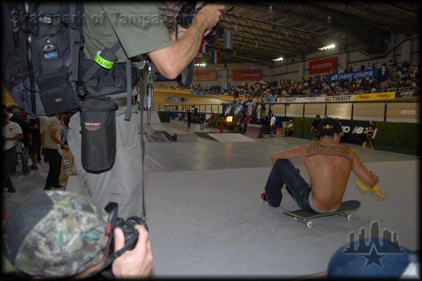 Ryan Shecklers Tattoo Skateboard Games