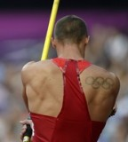 Tattoos at The London Games for Men