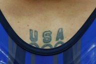 USA Olympic Tattoo At The London Games for Men
