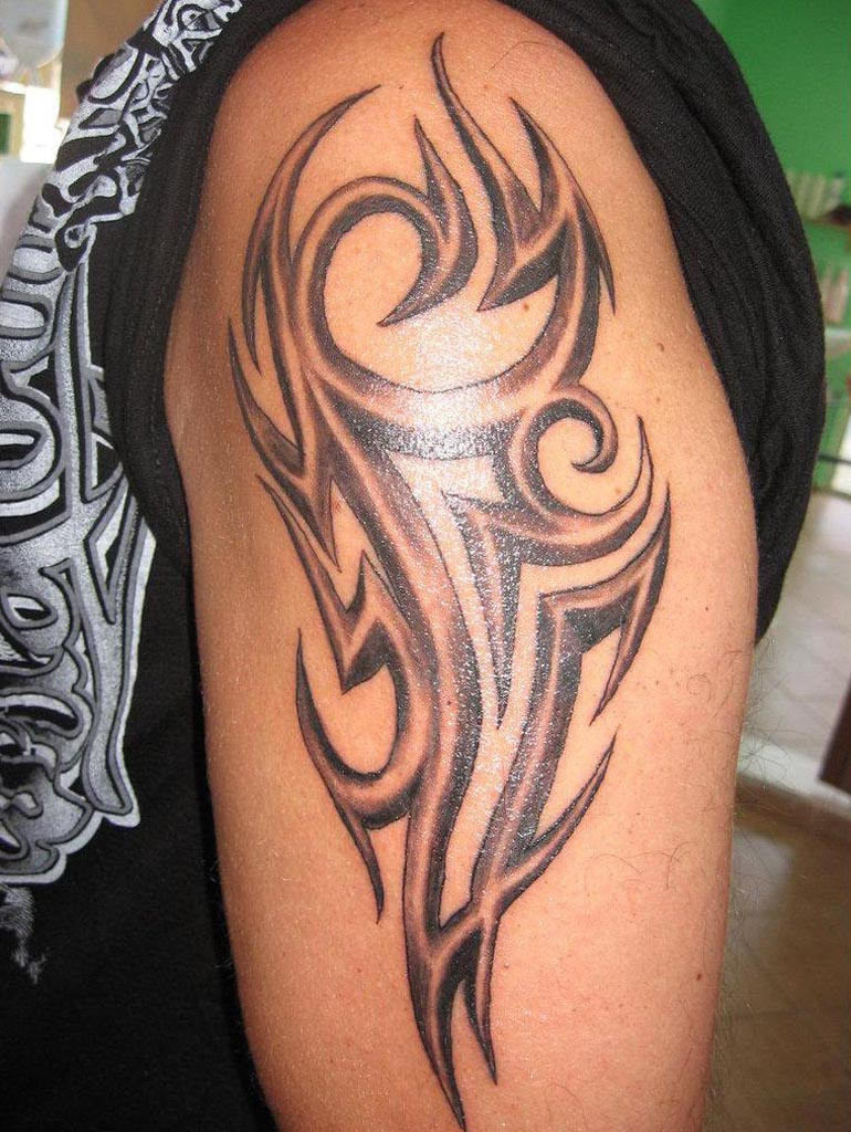 Arm Mens Tattoo Designs Reflect Personality