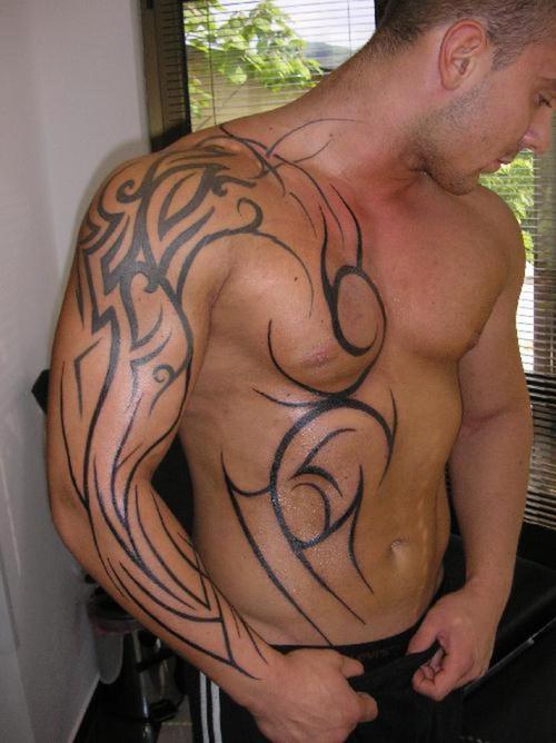 Perfect Tribal Tattoo Ideas For Men