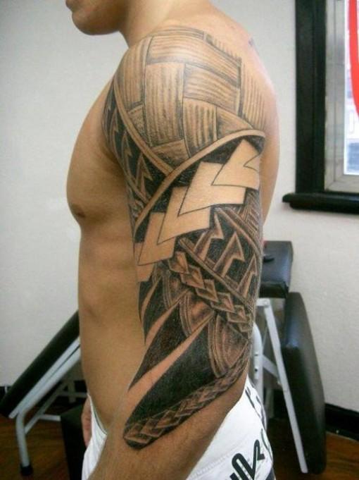 Hustler Sexy Tattoo Ideas For Men