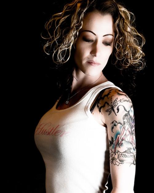 Nicest Sleeve / Shoulder Tattoo Ideas For Women