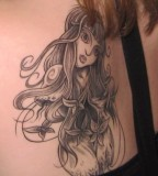 Outline Tattoos Designs Women Tattoo Ideas for Women