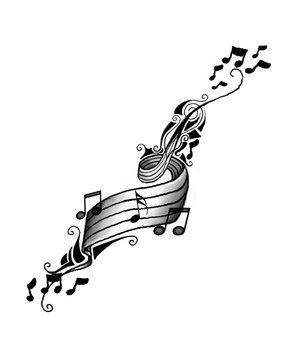 Music Tattoos Ideas For Temporary Tattoo - | TattooMagz › Tattoo ...