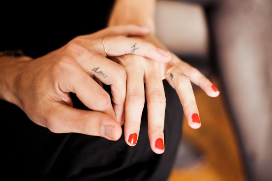 f33545ae2 Beautiful Ring Finger Girls Tattoo Design Picture - | TattooMagz ...
