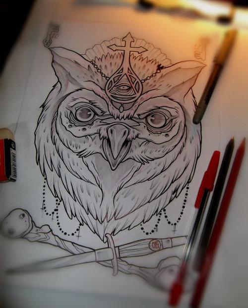 Tattoo Outline