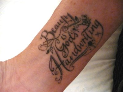 Good Tattoo Quotes On Hand