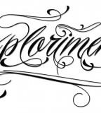 Piel Script Tattoo Font