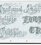 Google Tattoo Script Font Maker