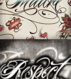 Tattoo You Piel Script by Sudtipos