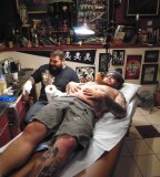 Black Heart Tattoo Shop