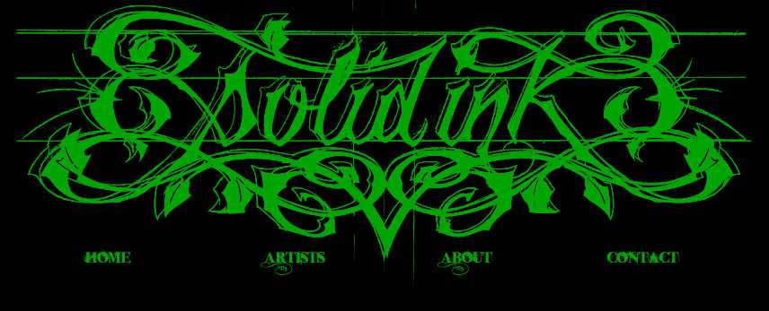 Solid Ink Tattoo Shop in Tallahassee Florida