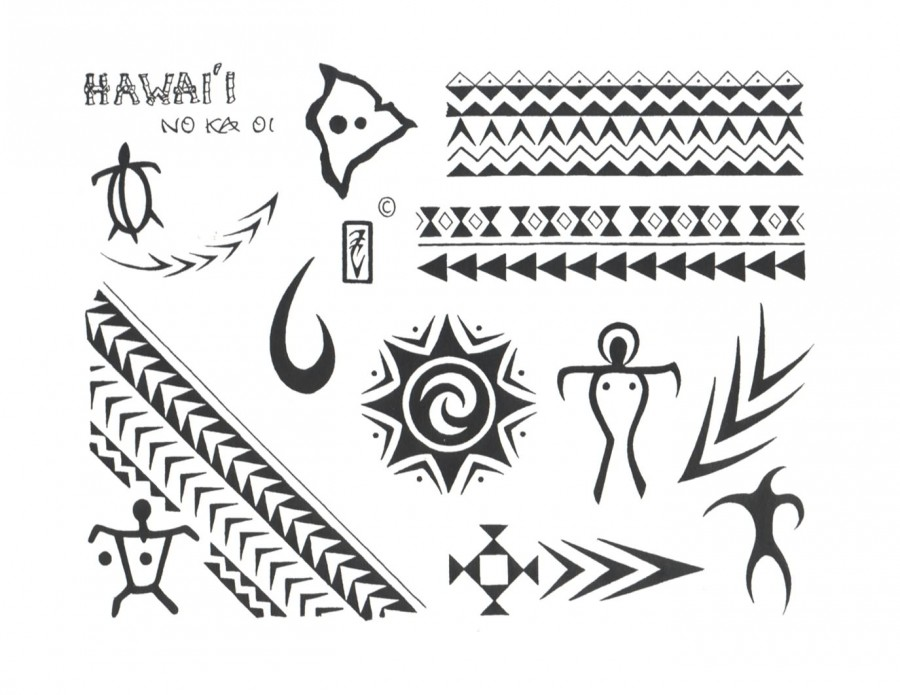 Crazy Armband Tattoo Designs Art