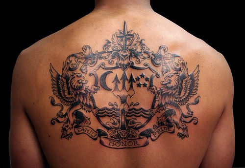 Family Tattoo Symbol Of Pride and Honor
