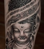 Tradition Buddha Tattoo Designs And Meaning