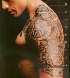 The Rocks Degarashi Tradition Tattoo Design